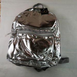 - Cynthia Rowley GO Silver Backpack 29924